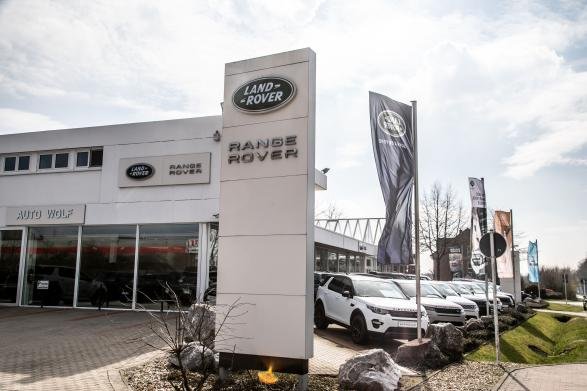 Land Rover Autohaus Wolf